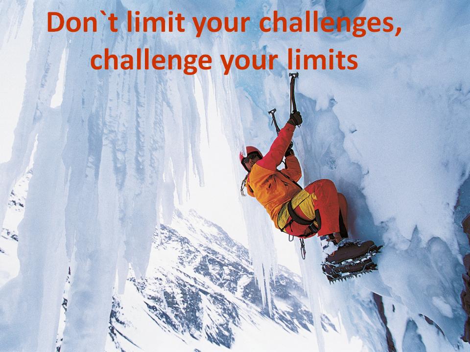 גם אתם מחפשים תמיד את האתגר הבא?