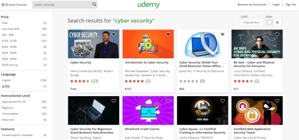 udemy-cyber-security-courses