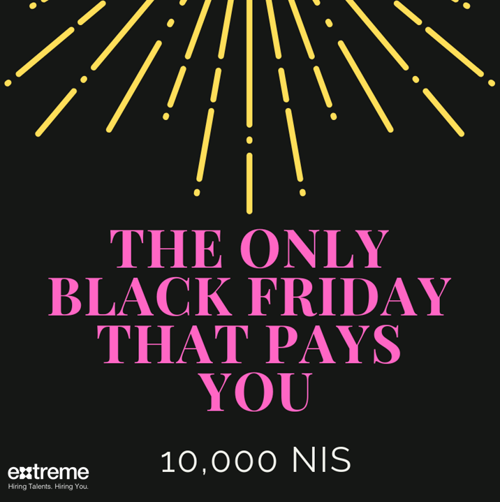 Black Friday Extreme
