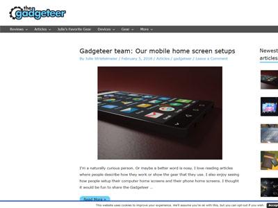 the-gadgeteer